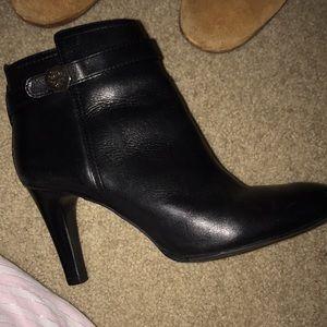 Tory Burch boot heels